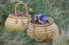 Bamboo Bag - really cute!